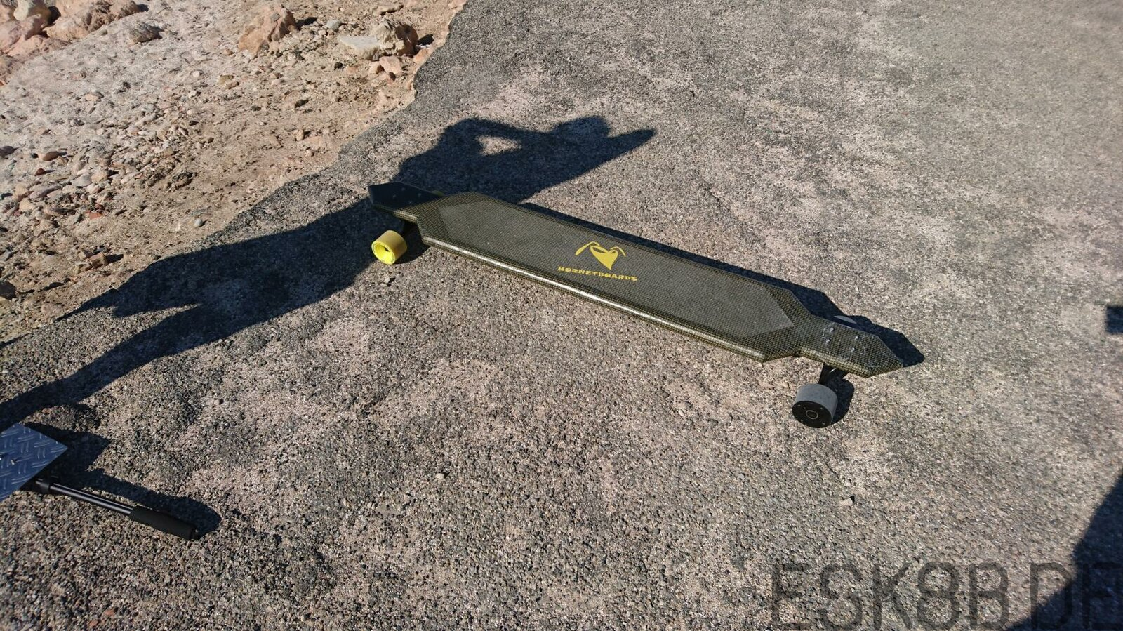 Das Hornetboard