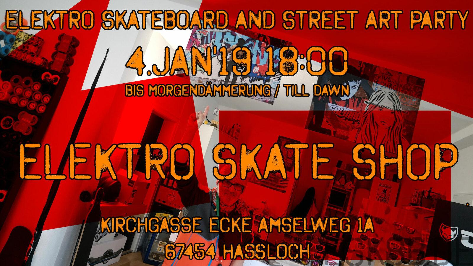 bronco54 StreetART Party