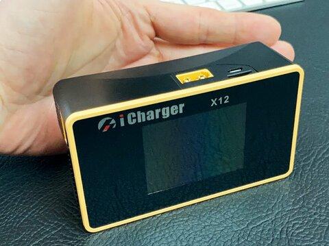 iCharger X12